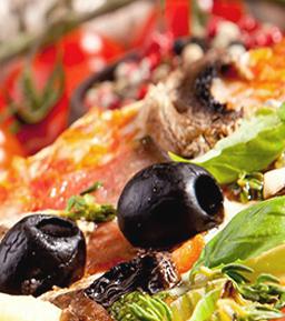 Создание сайта с онлайн заказом пиццы