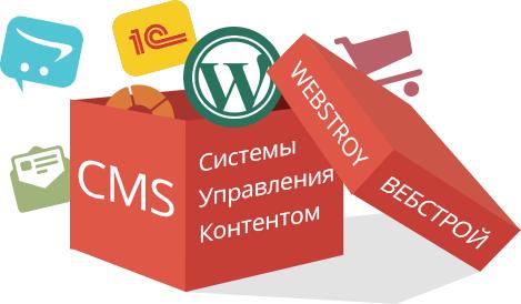 подбор кмс для создания сайта